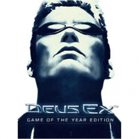 Joc Deus Ex GOTY Steam Key Global PC (Cod Activare Instant)0