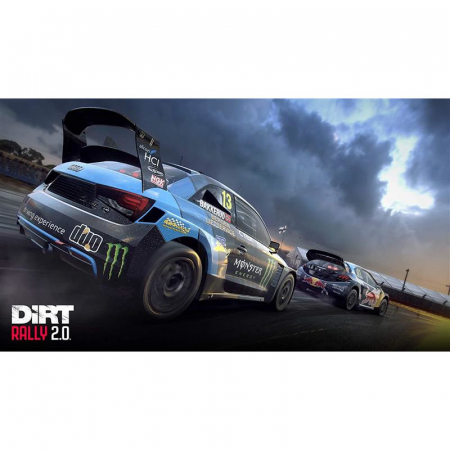 Joc Dirt Rally 2.0 Rally Game Of The Year Edition Ps41