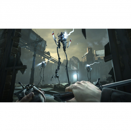 Joc Dishonored Definitive Edition Steam Key Global PC (Cod Activare Instant)6