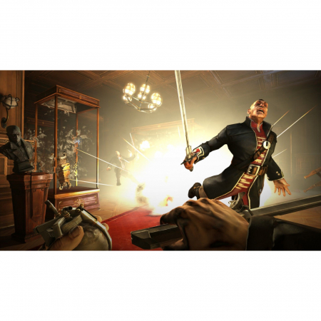 Joc Dishonored Definitive Edition Steam Key Global PC (Cod Activare Instant)3