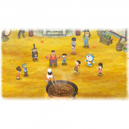 Joc Doraemon Story of Seasons pentru PlayStation 44
