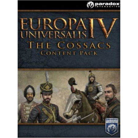 Joc Europa Universalis IV - Cossacks Content Pack DLC Steam Key Global PC (Cod Activare Instant)0