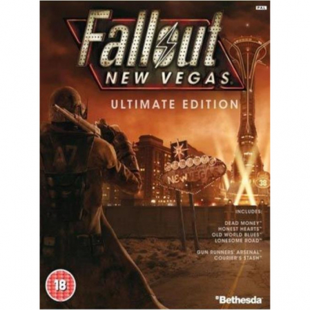 Joc Fallout New Vegas Ultimate Edition Steam Key Europe PC (Cod Activare Instant)0