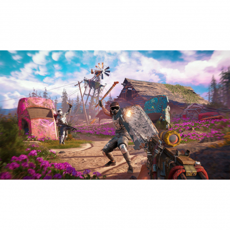 Joc Far Cry New Dawn Deluxe Edition Uplay Key Europe PC (Cod Activare Instant)1