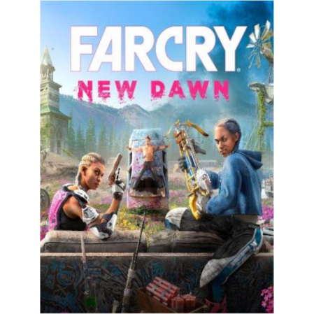 Joc Far Cry New Dawn Deluxe Edition Uplay Key Europe PC (Cod Activare Instant)0