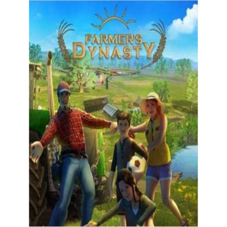 Joc Farmer's Dynasty Steam Key Global PC (Cod Activare Instant)0