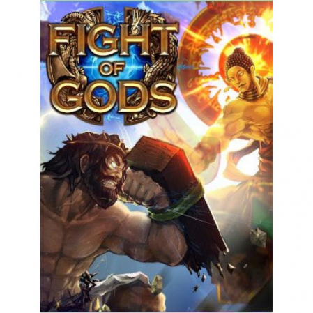 Joc Fight of Gods Steam Key Global PC (Cod Activare Instant)0