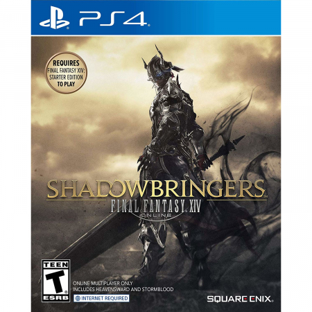 Joc Final Fantasy XIV Shadowbringers Standard Edition - PlayStation 40