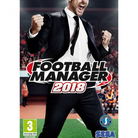 Joc Football Manager 2018 Key pentru Calculator0
