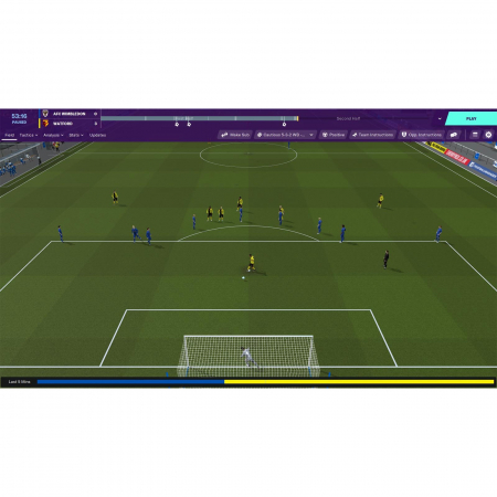 Joc FOOTBALL MANAGER 2020 STEAM KEY Pentru Calculator4