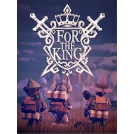 Joc For The King Steam Key Global PC (Cod Activare Instant)0