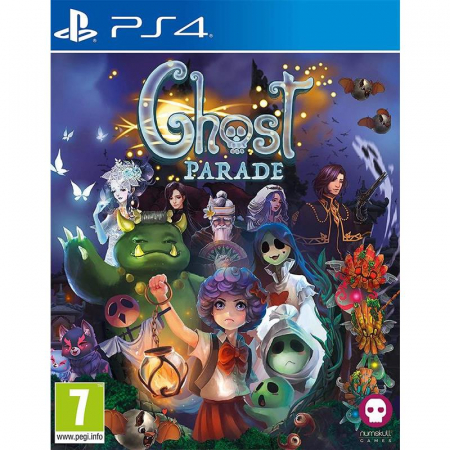 Joc Ghost Parade Ps40