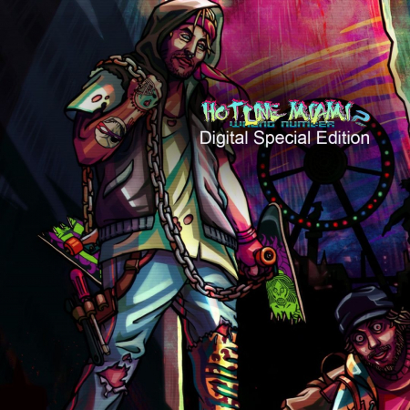 Joc Hotline Miami 2 Wrong Number Digital Special Edition Steam Key Global PC (Cod Activare Instant)4