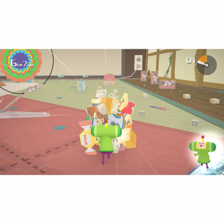 Joc Katamari Damacy REROLL Steam Key Global PC (Cod Activare Instant)2