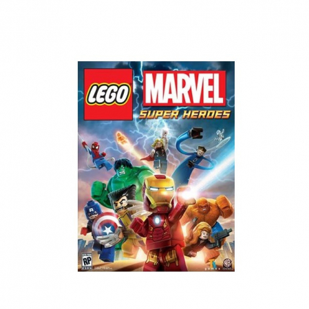 Joc LEGO Marvel Super Heroes pentru PC, Steam CD-KEY Global0