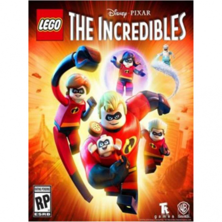 Joc LEGO The Incredibles Steam Key Global PC (Cod Activare Instant)0