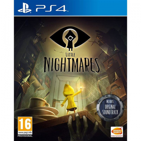 Joc Little Nightmares Complete Edition Ps40