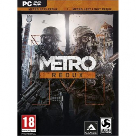Joc Metro Redux Bundle Steam Key Europe PC (Cod Activare Instant)0