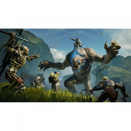Joc Middle-earth: Shadow of Mordor pentru PC15