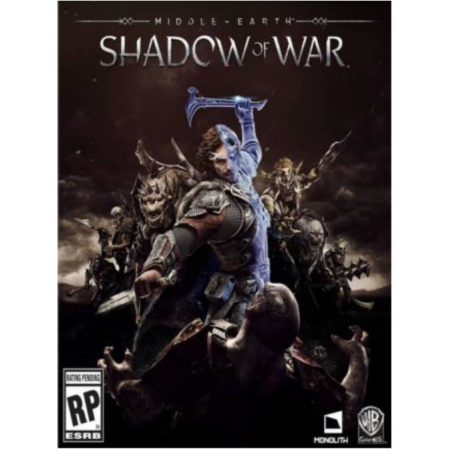 Joc Middle-earth Shadow of War Steam Key Global PC (Cod Activare Instant)0
