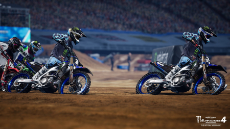 Joc Monster Energy Supercross 4 Pentru PlayStation 53