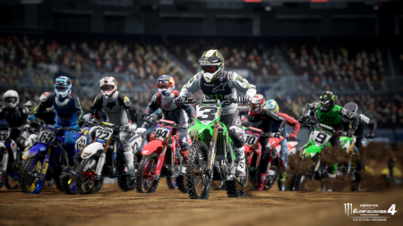 Joc Monster Energy Supercross 4 Pentru PlayStation 55