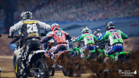 Joc Monster Energy Supercross 4 Pentru Xbox Series X2