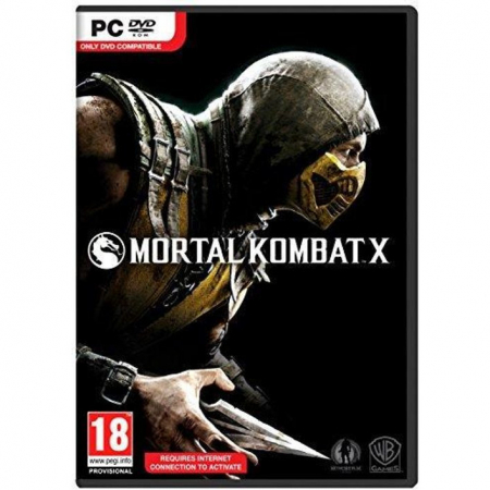 Joc Mortal Kombat X Steam Key Pentru Calculator0