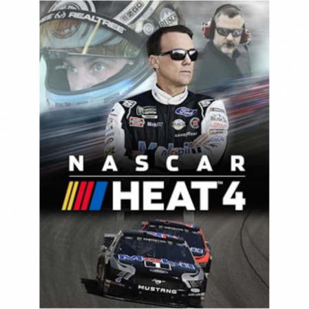 Joc NASCAR Heat 4 Steam Key Global PC (Cod Activare Instant)0