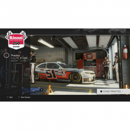 Joc NASCAR Heat 4 Steam Key Global PC (Cod Activare Instant)2