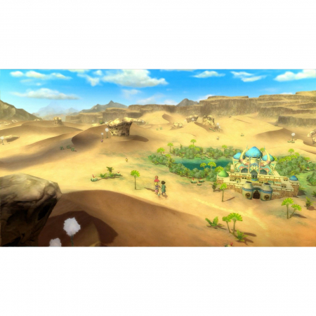 Joc Ni No Kuni Wrath of the White Witch Remastered Steam Key Europe PC (Cod Activare Instant)3