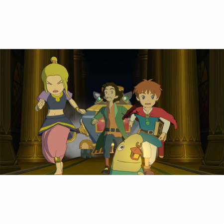 Joc Ni No Kuni Wrath of the White Witch Remastered Steam Key Europe PC (Cod Activare Instant)4