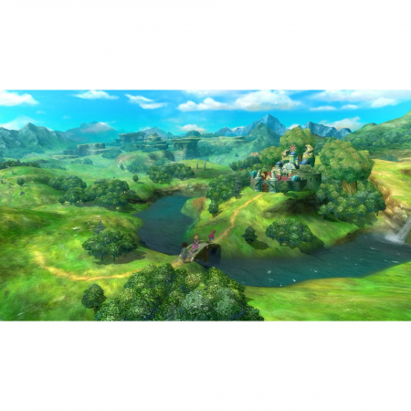 Joc Ni No Kuni Wrath of the White Witch Remastered Steam Key Europe PC (Cod Activare Instant)5