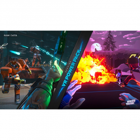 Joc Raw Data Sprint Vector Double Pack pentru PlayStation 45