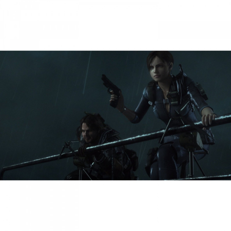 Resident Evil Revelations game for PS47