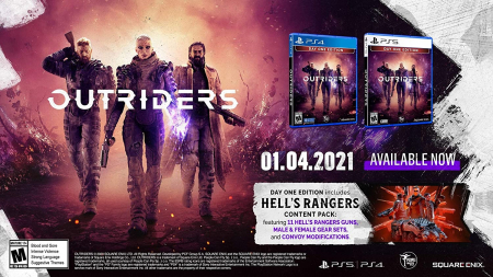 Joc Outriders: Day One Edition pentru PlayStation 43