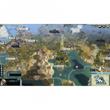 Joc Sid Meier's Civilization V Complete Edition Steam Key Pentru Calculator4