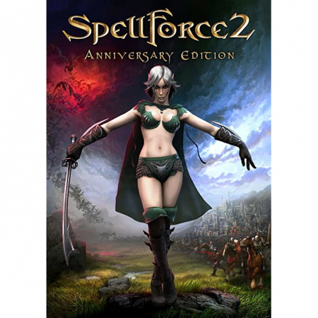 Joc SpellForce 2 Anniversary Edition Steam Key Global PC (Cod Activare Instant)0