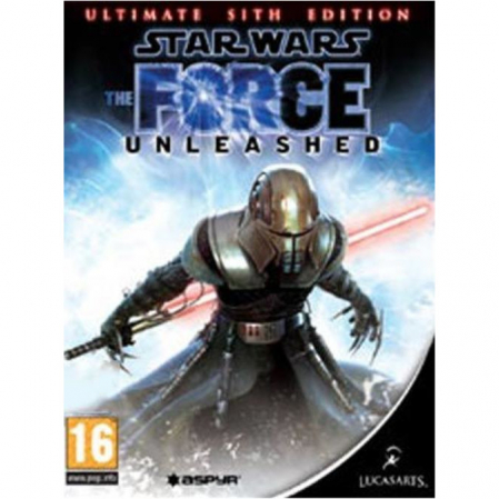 Joc Star Wars The Force Unleashed Ultimate Sith Edition Steam Key Global PC (Cod Activare Instant)0