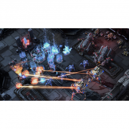 Joc StarCraft 2 Legacy of the Void Battle.net Key pentru Calculator6