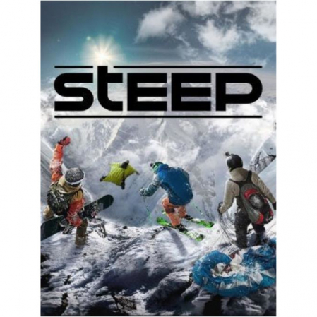 Joc Steep Uplay Key Europe PC (Cod Activare Instant)0