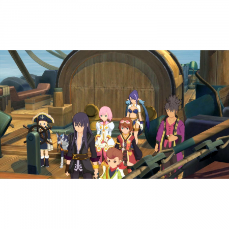 Joc Tales Of Vesperia Definitive Edition PlayStation 41