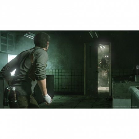 Joc The Evil Within (Includes The Fighting Chance Pack) Pentru Xbox One2