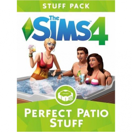 Joc The Sims 4 - Perfect Patio Stuff Origin Key Global PC (Cod Activare Instant)0