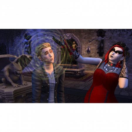 Joc The Sims 4 - Vampires Origin Key Global PC (Cod Activare Instant)2