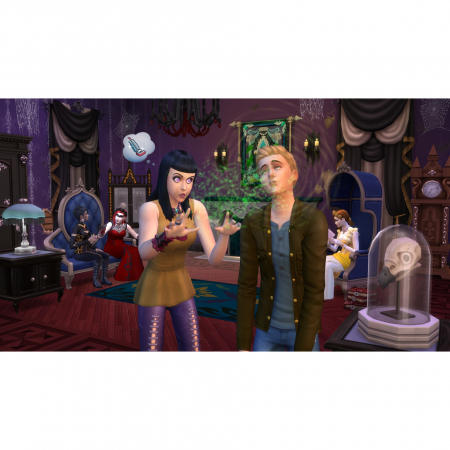 Joc The Sims 4 - Vampires Origin Key Global PC (Cod Activare Instant)3