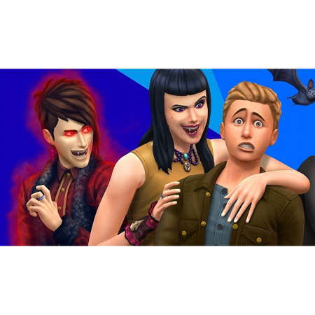 Joc The Sims 4 - Vampires Origin Key Global PC (Cod Activare Instant)5
