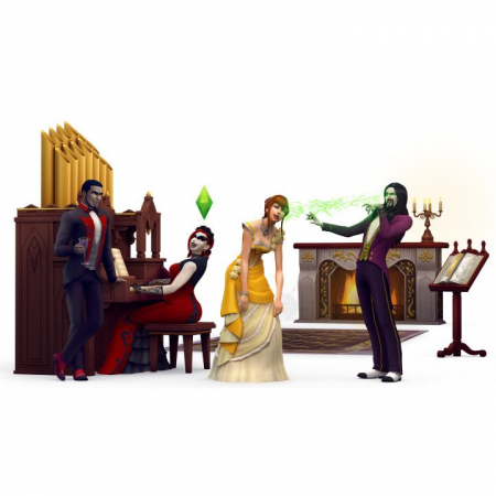 Joc The Sims 4 - Vampires Origin Key Global PC (Cod Activare Instant)1