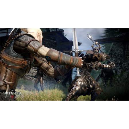Joc The Witcher 3: Wild Hunt Editie Day 1 pentru PC1