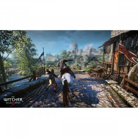 Joc The Witcher 3: Wild Hunt Editie Day 1 pentru PC4